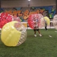 Bubble Foot 2 à Rodez